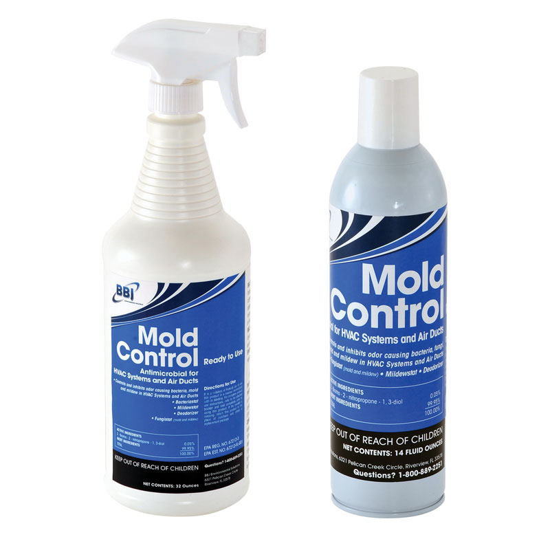Mold cleaner enforcer zucsm128 clear shell mildew and mold for Musty odor definition