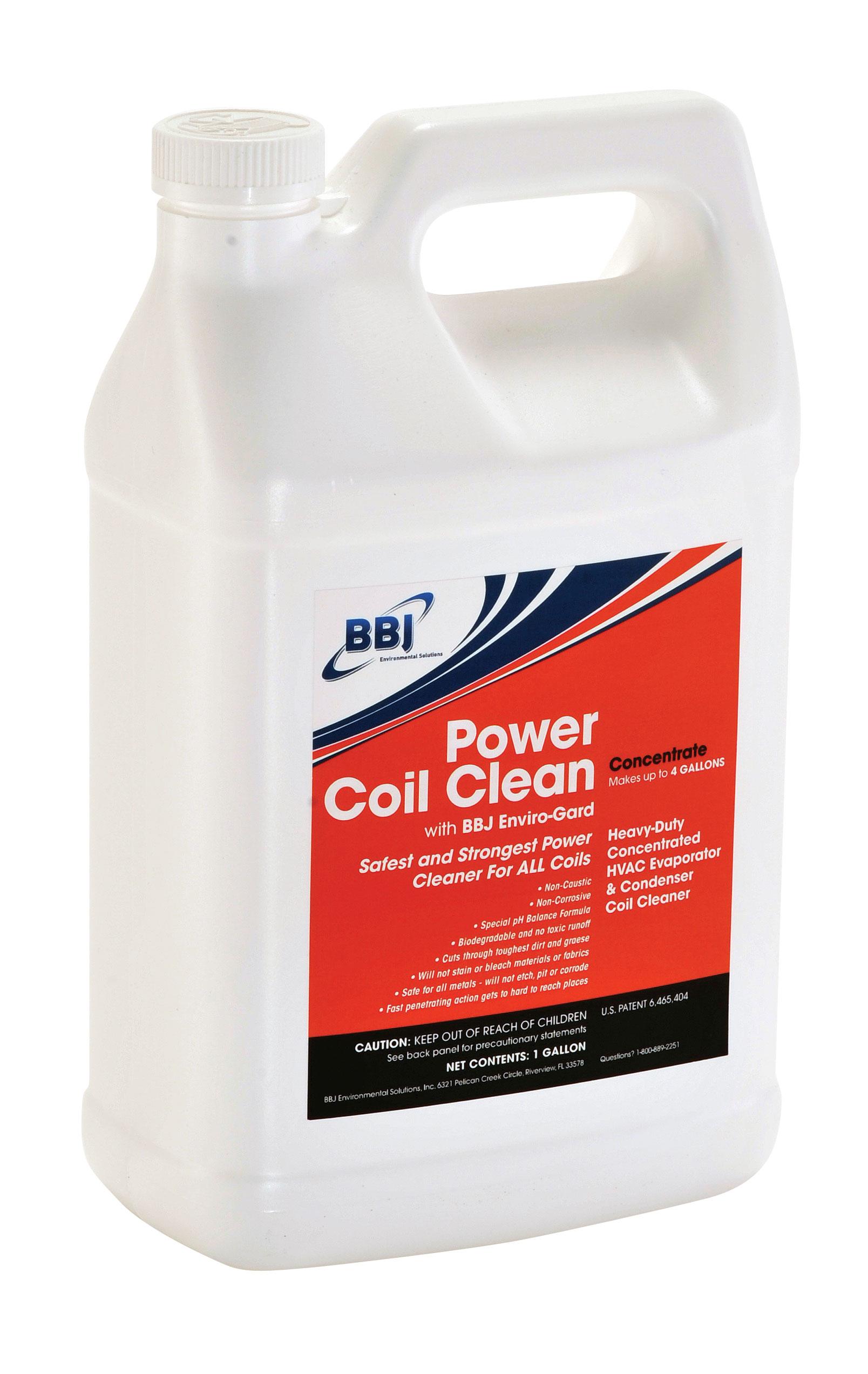 bbj power coil clean